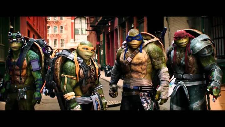 Dark Xion Teenage Mutant Ninja Turtles 2: Out of the Shadows