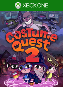 Costume Quest 2 makes the list for May's Games with Gold