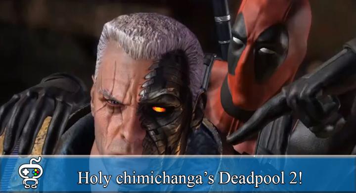 Deadpool 2 Happening with Ryan Reynolds - NuRevue