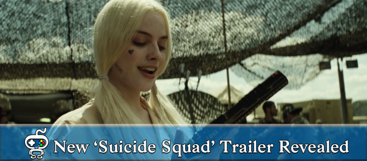 NuRevue - Suicide Squad Trailer Revealed 2016 MTV Movie Awards