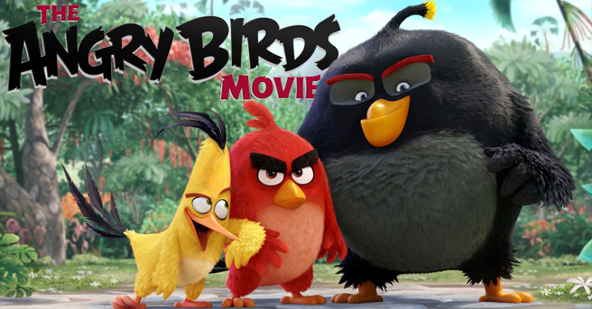 Angry Birds Movie - NuRevue