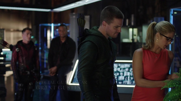 Arrow Season 3 The Calm Review -NuRevue