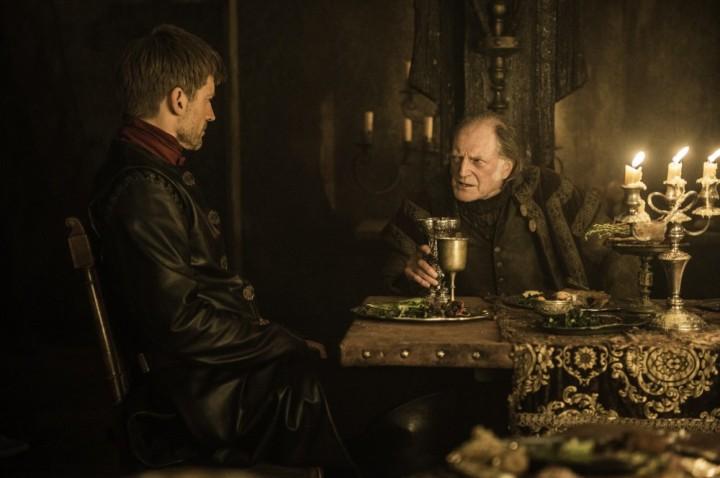 GAME OF THRONES- Jamie Lannister Walder Frey- Winds of Winter- NuRevue
