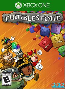 Tumblestone Box art - NuRevue